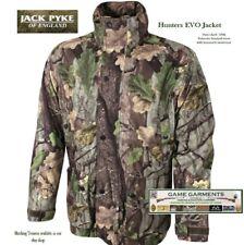 Jack Pyke Hunters Evolution EVO Camouflage Stealth Jacket, Hunting & Shooting