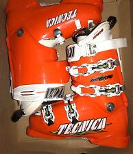 New Tecnica Diablo Inferno 130 ski boots, mondo 24 25.5 or 26.5 available