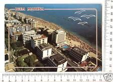 CARTOLINA IGEA MARINA PANORAMA AEREO COSTA F6561