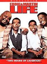 LIFE DVD starring Eddie Murphy, Martin Lawrence
