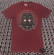 New Disney Star Wars  Darth Vader Bling Vintage Mens T-Shirt