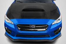 15-16 Subaru Impreza OEM Carbon Fiber Creations Body Kit- Hood!!! 113010