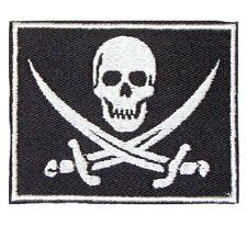 "Patch Patch aufbügler ""pirata"" Skull Bones muerte"