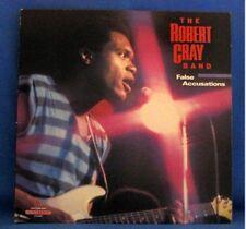 ROBERT CRAY BAND, FALSE ACCUSATIONS-LP RECORD