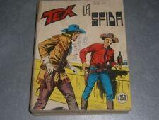 § TEX TRE STELLE N.82 - LA SFIDA