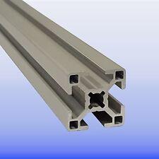 Alu Profil Aluprofi 30x30 Nut 8 Bosch Raster Aluminiumprofil  eloxiert Top ★★★★★