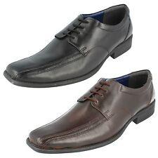 Hombre NN 907 Zapatos de piel con cordones de Bruno Donnari
