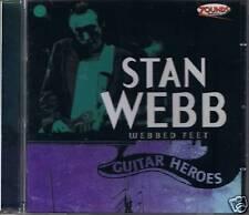 Webb, Stan Webbed Feat Guitar Heroe (Best of) Zounds CD