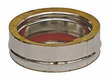 Canna fumaria - Raccogli condensa doppia parete acciaio inox  TECNOMETAL