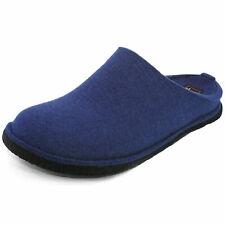 Haflinger Flair Soft Unisex Wollfilz-Pantoffel jeans