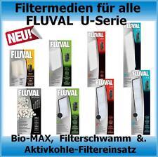 Fluval Ersatz-Filter:U-1,2,3,4 -Filterschwamm-Aktievkohle-Bio-Max,Innenfilter