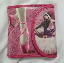 Women Lady Clutch Wallet ballet lover, dance accesories Purse Handbag