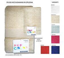 1 Bassetti granfoulard Set Asciugamano Viso Asciugamano ospite Spugna da 550 gr//m V