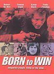 Born to Win (DVD, 2004) Robert De Niro, George Segal, Paula Prentiss