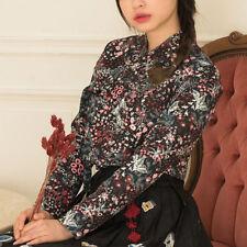 [Korea Costume Life Hanbok] Top Secret Garden Black Jacquard Free Shipping