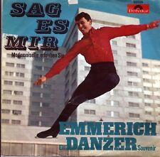 Single / EMMERICH DANZER / BEAT 60er / RARITÄT /