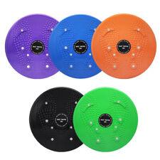 Twist Waist Torsion Disc Board Aerobic Exercise Fitness Reflexology Magnets