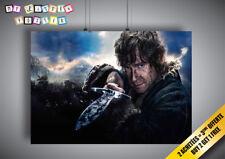 Plakat Hobbit die -schlacht of die fünf Armeen