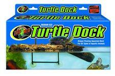 Zoo Med Floating Turtle Dock - Aquatic Island Aquarium Terrarium Reptile (4 Siz)