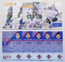 2012-13 KHL SKA Saint Petersburg SILVER Pick a Player Card