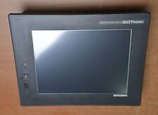 MITSUBISHI GOT1000 HMI GT1565-QTBA GRAPHIC OPERATION TERMINAL