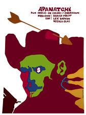 Apanatchi American Movie Decoration Poster.Graphic Art Film Interior Design 3024