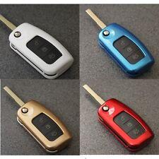 Clave Funda Protectora Para Ford Remoto Protector Flip fob Skin Hull 2 de 3 botones Bolsa 43 *