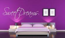 Wandtattoo Wandaufkleber Sweet Dreams FZ3275