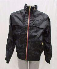 Men's Big & Tall Rival E-Lover Track Jacket Full Zip Hideaway Hood  2XL 3XL 4XL