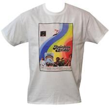 T Shirt Rainbow Bridge MENS WHITE ALL SIZES S TO 3XL Jimi Hendrix 1972