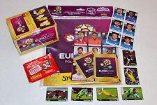 PANINI EM EURO 2012 – 1 x Display + Set Hardcover Deluxe album + Nuovo + Italia