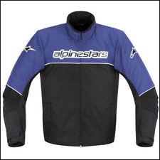 Alpinestars AST 1 Black/Blue Waterproof Textile Jacket  cheapest on ebay