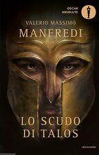 LO SCUDO DI TALOS VALERIO MASSIMO MANFREDI storia antichità ROMANO romanzo LIBRO