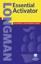 LONGMAN ESSENTIAL ACTIVATOR PAPER (INCLUYE CD) / 2 ED., LONGMAN Book