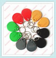EM 4100/4102 Keychains 125Khz RFID Proximity ID Card Token Tags Key Fobs