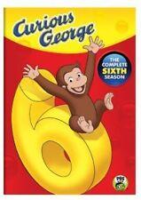 Curious George: Season 6 DVD