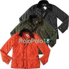 New $325 Polo Ralph Lauren Women Equestrian Barn Quilt Jacket XS S M L