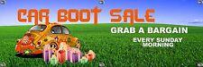 Outdoor Pvc Bagagliaio vendita ogni domenica BANNER SIGN pubblicità gratuita opere d'arte pronta