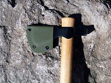 Cold Steel Trail Hawk Sheath - Olive Drab Kydex