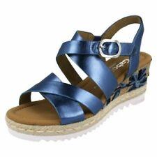gabor wedge sandales silber cielo | | | La Fabrication
