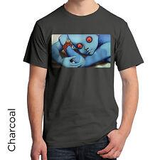Fantastic Planet Tee Shirt Le Planete Sauvage Science Fiction Teva & Terr 834