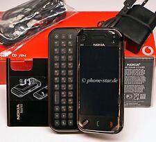 NOKIA N97-4 MINI 8GB RM-555 HANDY SMARTPHONE KAMERA MP3 WLAN UMTS TOUCH WIE NEU