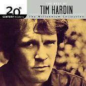 TIM HARDIN : 20TH CENTURY MASTERS: MILLENNIUM COLL (CD) Sealed