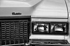 Cadillac Eldorado Biarritz classic motor car photograph picture poster art print