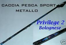 PRIVILEGE 2 Bolognese MITCHELL 6,00 mt - bolo power MDC canna pesca carbonio