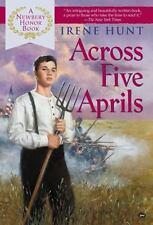 Across Five Aprils [Paperback] [Jan 08, 2002] Hunt, Irene