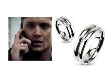 Supernatural Bague réplique portée par Dean bague acier inoxydable Dean's ring