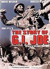 The Story of G.I. Joe (DVD, 2000) Burgess Meredith, Robert Mitchum NEW