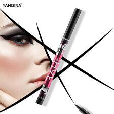 Strong Black Eyeliner Liquid Waterproof Pen Make up Beauty Cosmetic UK Seller