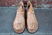 TAMAZULA STYLE mexican sandals men's huaraches mexicanos